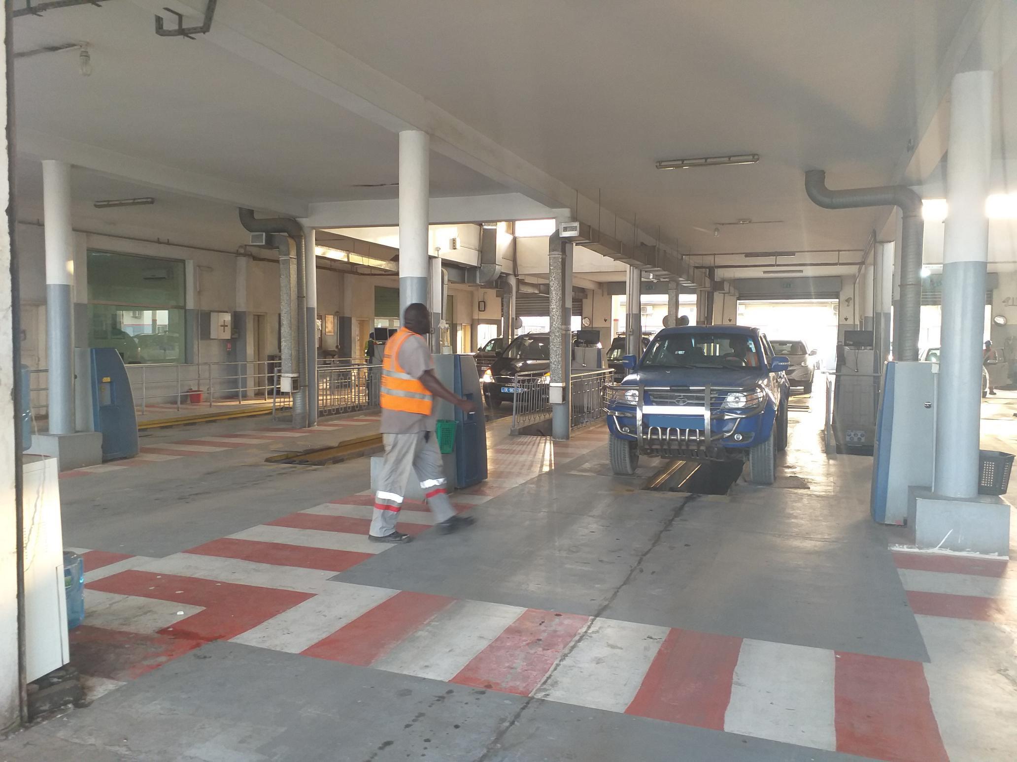 CCTVA Centre de contrôle technique des véhicules automobiles | Senegal