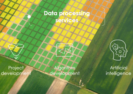 precision agriculture data processing services