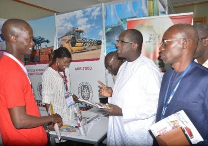 bureau veritas at preventica forum in senegal